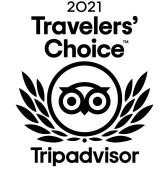 Tripadvisor Award of Excellence 2021