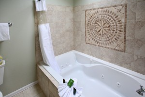 Guest Room with Spa